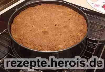 Zucchini Kuchen Rezept Mit Bild
